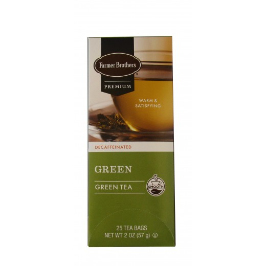 Green Decaffeinated