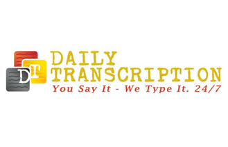 Daily Transcription