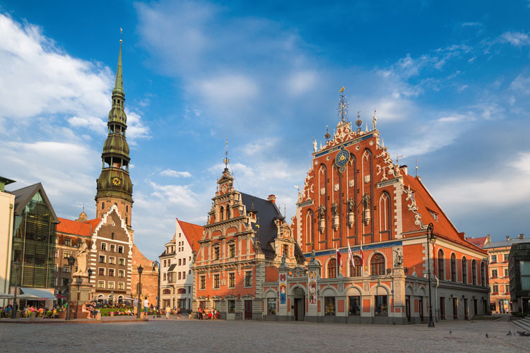 Baltic Capitals From €939