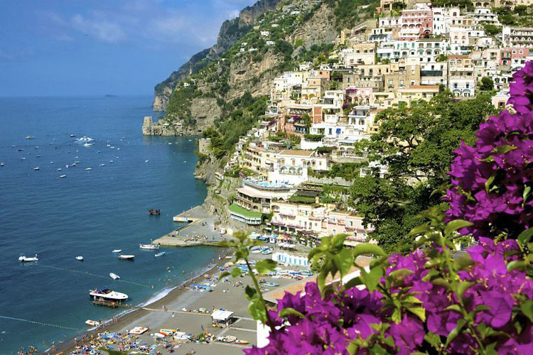 Rome - Naples - Capri from €929