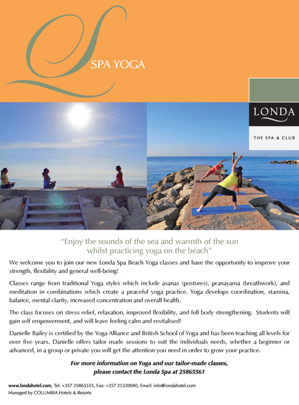 Spa Yoga at Londa